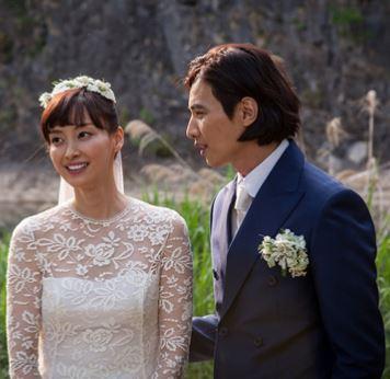ウォンビン&イ・ナヨンが結婚!!挙式写真を公開
