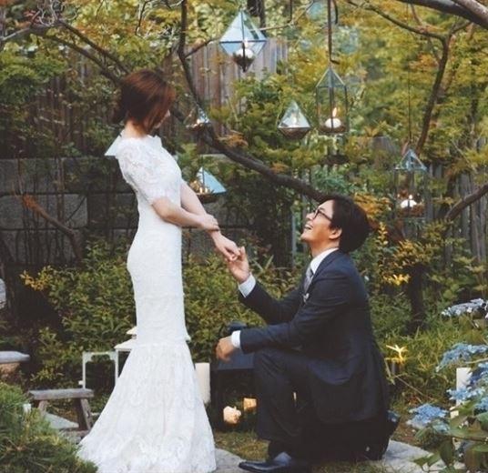 ヨン様&パク・スジン 本日7/27挙式 ウエディング写真、豪華招待客などまとめ