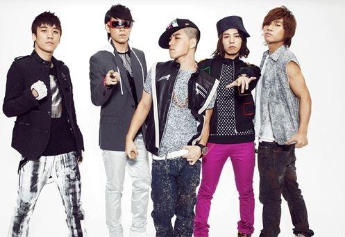 BIG BANG 「LOVE SONG」 歌詞日本語訳(ひらがなルビあり)