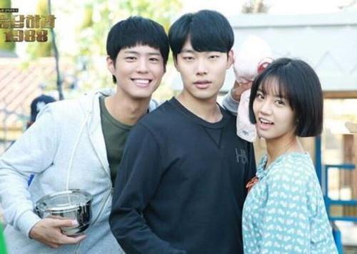 韓国ドラマ「応答せよ1988」OST イジョク「心配しないで、君」歌詞日本語訳
