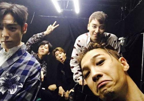 【BIGBANGインスタ和訳】 G-DRAGON&スンリの少林寺ポーズ etc