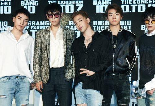 【BIGBANGインスタ和訳】 展示会「BIGBANG 10 THE EXHIBITION A TO Z」関連