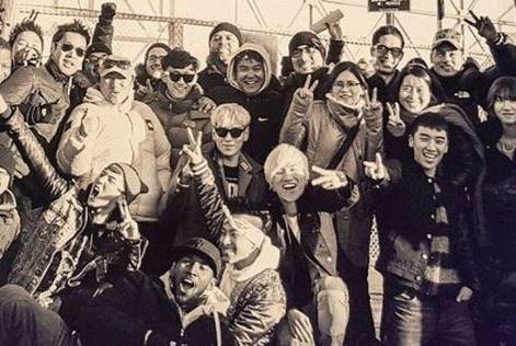 【BIGBANGインスタ和訳】 後輩グループBLACKPINKのデビューお祝い投稿 etc