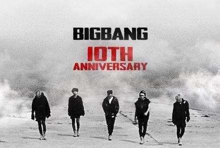 2016.8.19 BIGBANGデビュー10年記念メンバーインスタ和訳etc