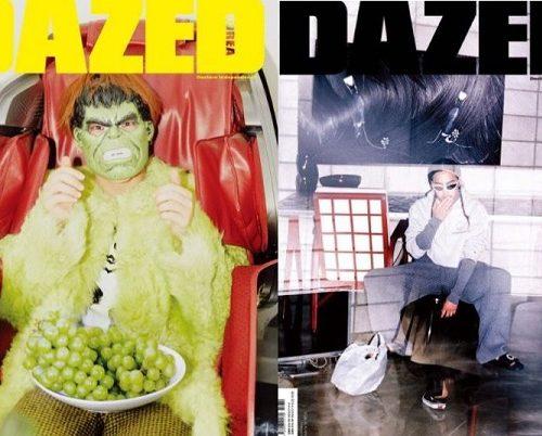 Dazed Korea BIGBANGコラボ特別号「LIKE」について調べてみた