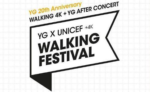 【BIGBANGインスタ和訳】YGウォーキングフェスティバルの予告etc
