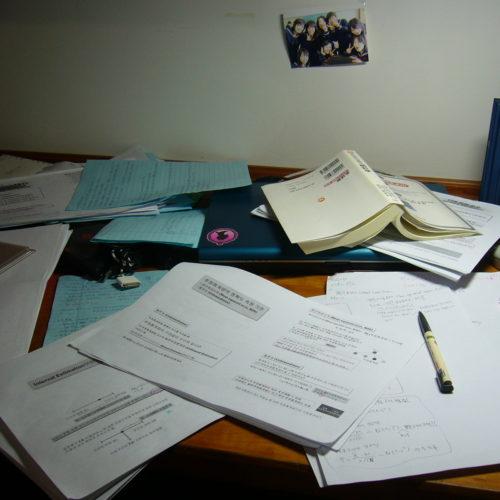 韓流コラムvol.2 韓国の大学に入学して一番辛かったことはズバリ「勉強」!!
