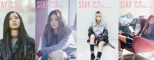 BLACKPINK 「STAY」 MV & 歌詞日本語訳(ひらがなルビあり)