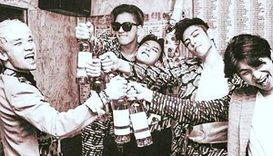【BIGBANGインスタ和訳】2018年新年の投稿まとめ
