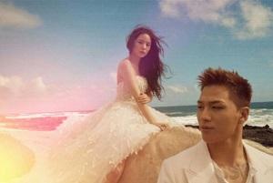 BIGBANGテヤンとミン・ヒョリンの結婚式関連まとめ①